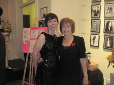 Launch of Patricia Sands' first novel, The Bridge Club